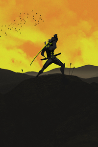 Genji Overwatch FanArtwork