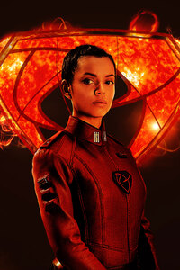 Georgina Campbell In Krypton