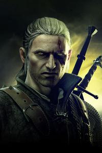 320x480 Geralt