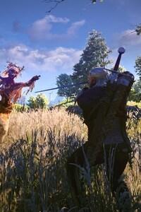 Geralt Of Rivia Character