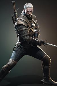 Geralt Of Rivia The Witcher 3 Wild Hunt 4k