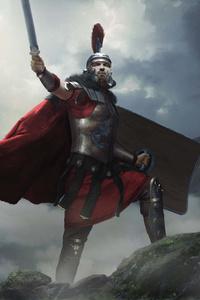 480x800 Germanicus Total War Arena 8k