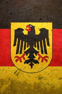 1125x2436 Germany Flag Logo