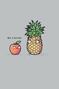 Get A Haircut Minimalism