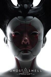 Ghost In The Shell Robot Geisha