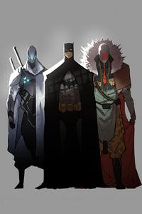 Ghost Maker Batman 5k