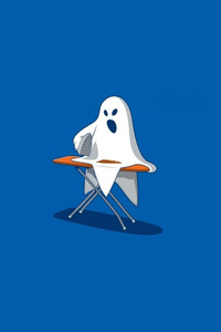 Ghost Minimalism