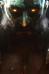 1080x2280 Ghost Of Sparta God Of War