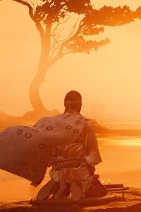 Ghost Of Tsushima Game 4k