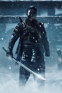 320x568 Ghost Of Tsushima Game