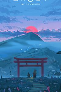 Ghost Of Tsusima Scenery