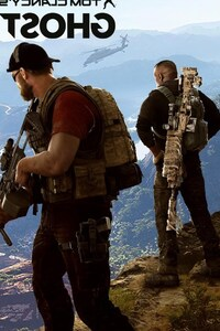 240x320 Ghost Recon Wildlands