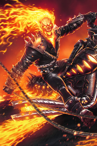 Ghost Rider Contest Of Champions