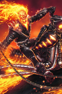 540x960 Ghost Rider Marvel Contest Of Champions