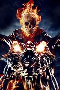 800x1280 Ghost Rider