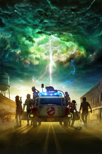 1080x1920 Ghostbusters Afterlife 2021
