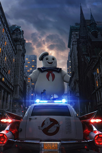 240x400 Ghostbusters Fanmade Poster