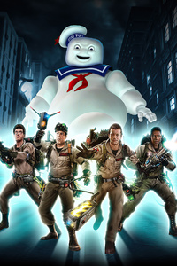 1280x2120 Ghostbusters The Video Game Remastered