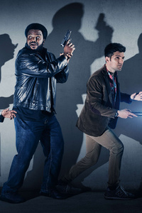 Ghosted Tv Series 5k