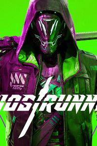 Ghostrunner 4k 2020