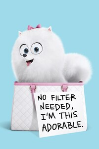 1440x2960 Gidget The Secret Life Of Pets