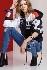 Gigi Hadid 2018 New