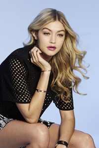 Gigi Hadid American Fashion Model