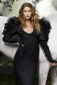 Gigi Hadid Harpers Bazaar