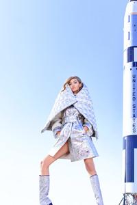 Gigi Hadid Harpers Bazar