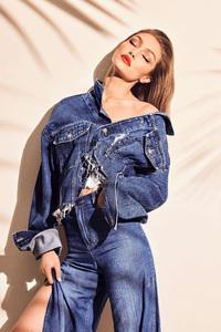 Gigi Hadid Maybelline 4k