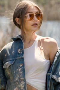 Gigi Hadid Photoshoot 2018