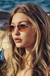 Gigi Hadid Vogue 4k