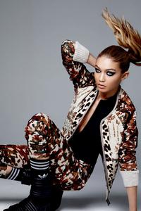 Gigi Hadid Vogue China