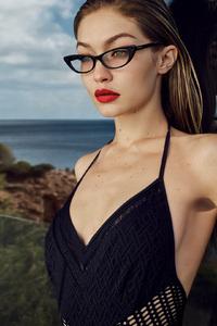 Gigi Hadid Vogue Eyewear 2018 Photoshoot