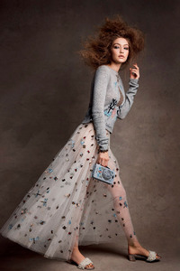 Gigi Hadid Vogue US 2017