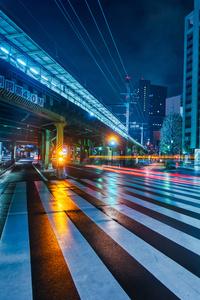 2160x3840 Ginza Tokyo Around Midnight 5k