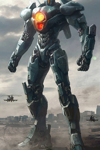 240x320 Gipsy Avenger From Pacific Rim Uprising