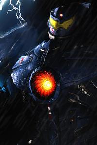 Gipsy Avenger Pacific Rim 5k