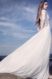540x960 Girl In White Dress