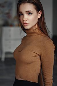 720x1280 Girl Indoor Photoshoot 4k