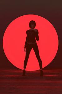 720x1280 Girl Of Vampire 10k