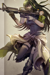 Girls Frontline Anime
