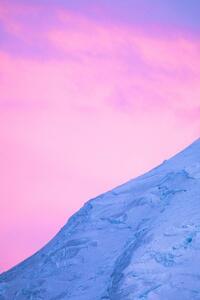 1440x2960 Glacier And Sky 4k