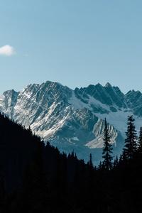 1280x2120 Glacier National Park 4k 5k
