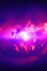 Glowing Sky 5k