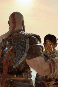 480x800 God Of War Memories Of Mother
