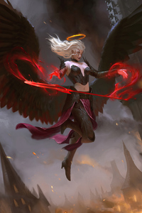 Godhunt Freya Shaper Of Blood 4k