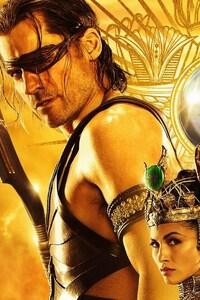 320x480 Gods Of Egypt Movie