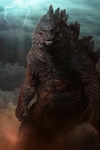 Godzilla Creature Concept 4k