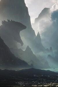 1280x2120 Godzilla Hawaii